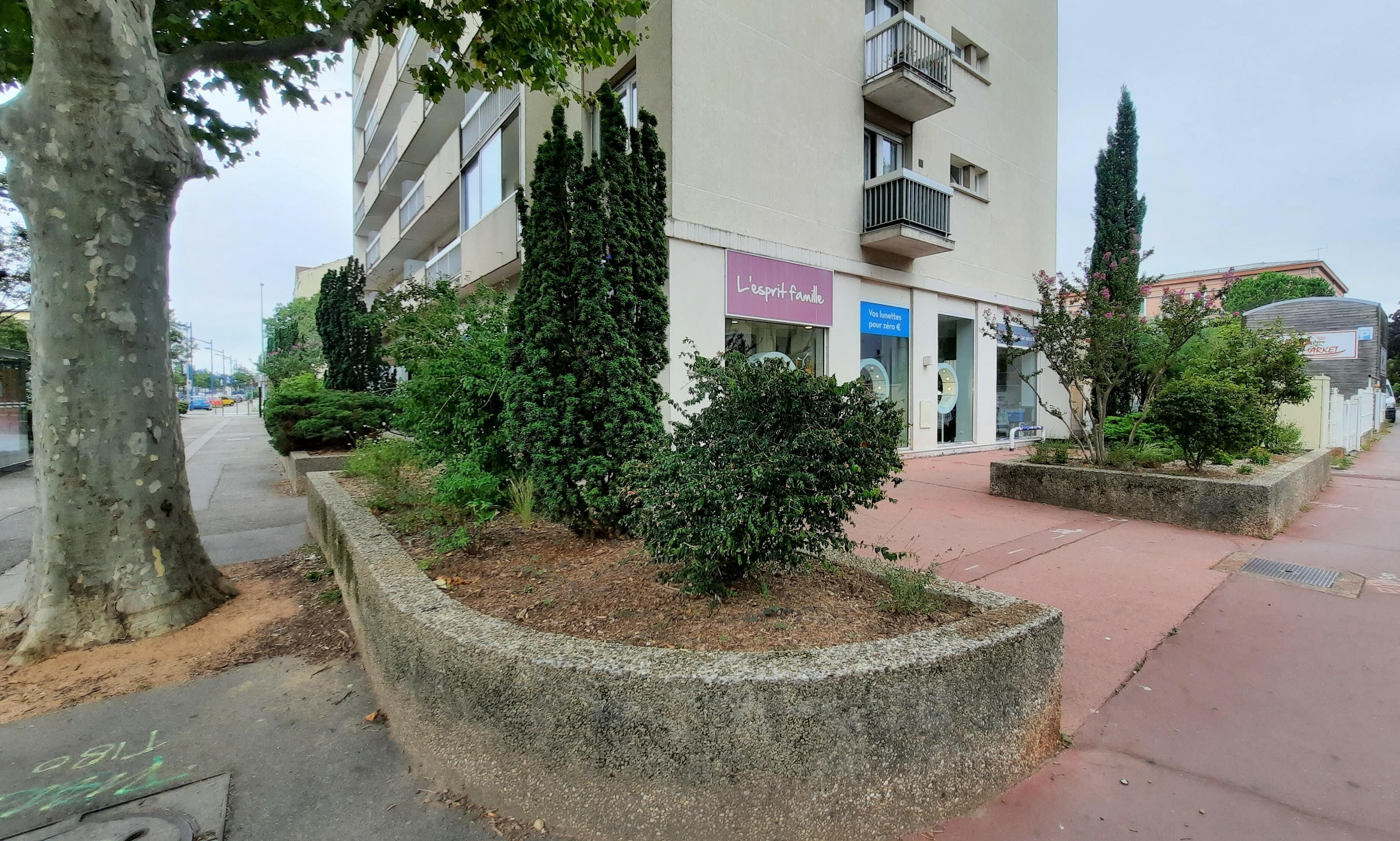 Aménagement sonore de la rue Carnot à St FONS